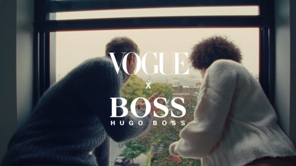 Vogue X Hugo Boss