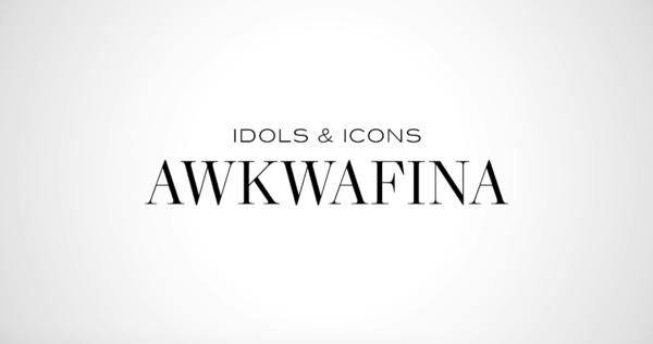 WSJ x Awkwafina